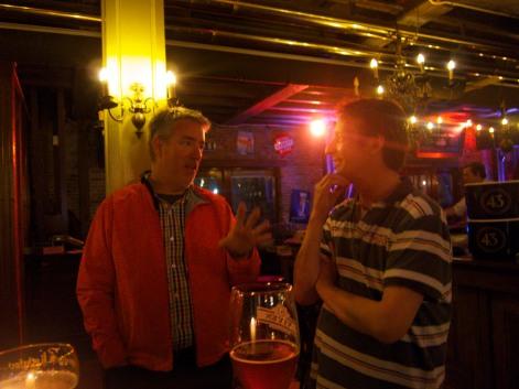 Rene and Tom