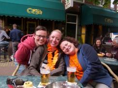 Zoe, Beth and Li