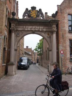 Lady in Bruges