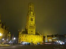 Bruges main square