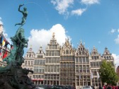 Ghent main square