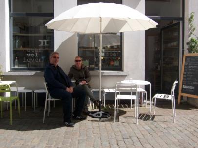 Antwerp Cafe