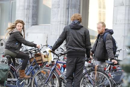 Belgian hipsters