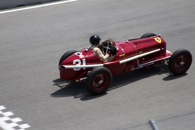 Alfa Race Car